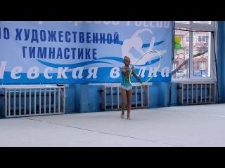 Норкина Кристина. Обруч. Невская волна 2014