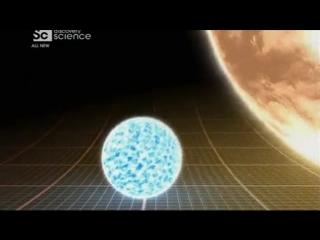 Как устроена Вселенная? Реальные размеры Солнца!