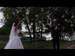 Свадебная видеосъёмка в ульяновске/видеооператор на свадьбу Лукьянов Дмитрий т.89297911909/свадьба