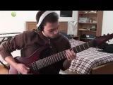 Skrillix- Bangrang(guitar cover)