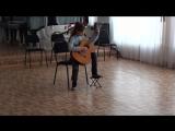 01 Корженевская Анастасия (средняя группа) ДШИ Калач-на-Дону