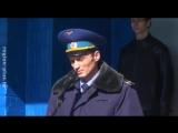 Відкриття меморіальної дошки В. Буркавцову ЗОШ № 20 13.02.15