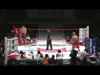 Шинья Аоки vs. Юки Ямамото (IGF Inoki Bom-Ba-Ye 2014)
