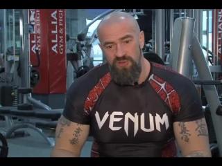 Сергей Бадюк: о спортивном питании