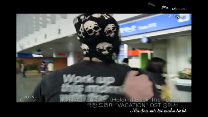 [TVfXQVN's Vietsub Karaoke] [MV] Holding Back The Tears