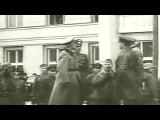 22-09-1939. Брест. Совместный парад Вермахта и РККА - Marsсh Erika