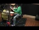 10 летний Барабанщик - виртуоз!