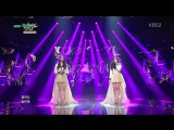 Davichi - Cry Again @ Music Bank 150206
