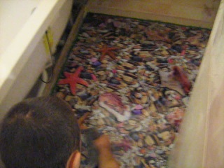 Заливка пола в ванной комнате 5 ч