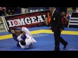 Rubens Charles Cobrinha - Augusto Mendes Tanquinho. (Рубенс Чарльз - Августо Мендес) 2013 Pan JJ Black Belt Feather Semi-Final.