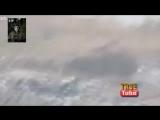 СИРИЯ. Удивительные кадры гибели террориста от выстрела БМП