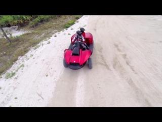 Gibbs Sports - Quadski XL 2-Seater High Speed Amphibious (HSA) Watercraft