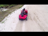Gibbs Sports - Quadski XL 2-Seater High Speed Amphibious (HSA) Watercraft