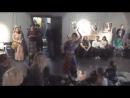 Сокральный танец Бхарата Натья.