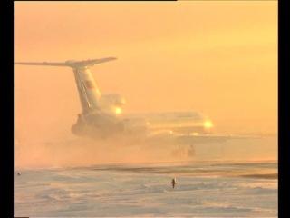 Ту-154Б-2 RA-85451 В Кемерово