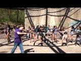 6.BACKSTAGE!!Съемки КЛИПА!!! Go Go High Heels!!! Chocolate - Zoe Badwi - Release Me (TV Rock Clu