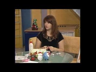 Елена Коврижина в эфире программы Успеваем