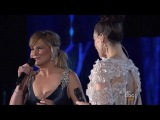 Idina Menzel and Jennifer Nettles - Let It Go (CMA Country Christmas 2014)