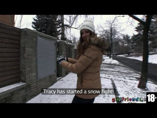 Tracy And Eufrat - In The Winter Wonderland (07.10.2014) 720p