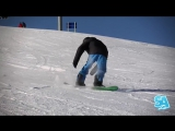 How to Cab - Caballerial Buttering Trick  (SnowboardAddiction)