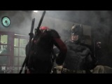 Бэтмен против Дедпула | Batman vs Deadpool| RUS