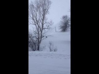 Nevica 31 dicembre