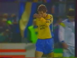 43 ECCC-1991/1992 Brøndby IF - Dinamo Kiev 0:1 (06.11.1991) HL