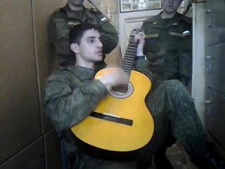 В/Ч 25922 Подразделение Рота Охраны