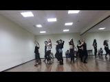 танец команды Мигеля)