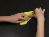 оригами ангел