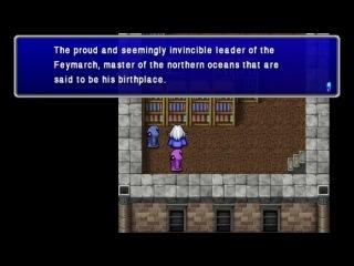 Final Fantasy IV (PSP) - #24 - Левиафан