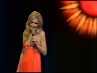 Dalida - Gigi l'amoroso 29.06.1974 (Top à « Dalida » (2e chaine)