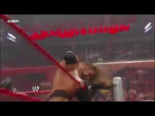 Jeff Hardy vs. Edge (c) vs. Triple H - WWE Championship match - WWE Armageddon