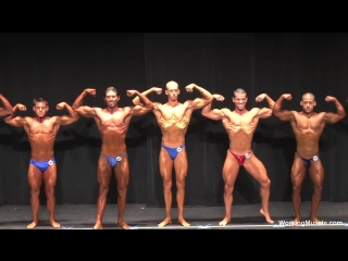 CONTEST 110213 2013 NPC ELITE MUSCLE CLASSIC MEN'S PHYSIQUE 2