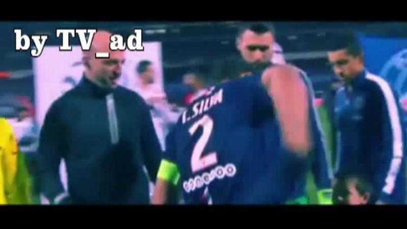 T.Silva (PSG) (Оставайтесь людьми на футбольном поле_RESPECT) by TV_ad