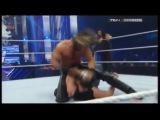 [DA - Fan Page] Dean Ambrose & Roman Reings vs Seth Rollins & Big Show - SmackDown 09.01.2015