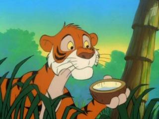 Детёныши джунглей (Jungle cubs) - Милый тигр В джунглях бессонница (2 Сезон, 8 Серия)