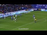 Леванте 2:1 Валенсия | Испанская Примера 2014/15 | 12-й тур | Обзор матча