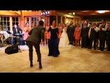 Танец жениха с мамой :) Это может быть и весело !!!