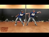 Scream  by Usher    Hilty & Bosch (Locking & Popping Showcase)    URBAN DANCE CAMP
