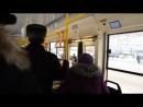 Пуск новой трамвайной линии в городе Набрежные Челны 12 12 2014 г
