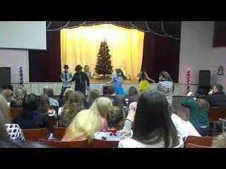 Мисс Снегурочка -танец Буги-Вуги(Стиляги) » Freewka.com - Смотреть онлайн в хорощем качестве