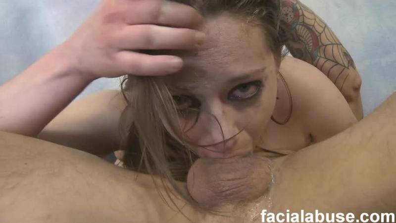 FacialAbuse -Natalie Moore