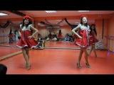 Стилизованный русский народный танец, Шоу балет