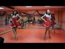 """Стилизованный русский народный танец, Шоу балет """" Russian girl """", руководитель Виолетта Грекова"""