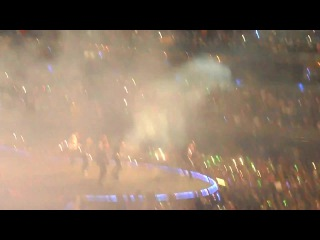 """[fancam] [30.10.14]  b.a.p - """"one shot"""" - music bank in mexico"""