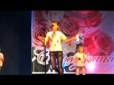 Наш танец на конкурсе учитель года))