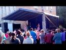 Павло Зібров в Голованівську,концерт