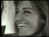 Dalida - Interview 11.09.1965 (Suisse - Carrefour) #