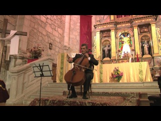 03 Ave María de G. Caccini. A. Antonian (cello) y J.A. Álvarez Parejo (piano).mp4